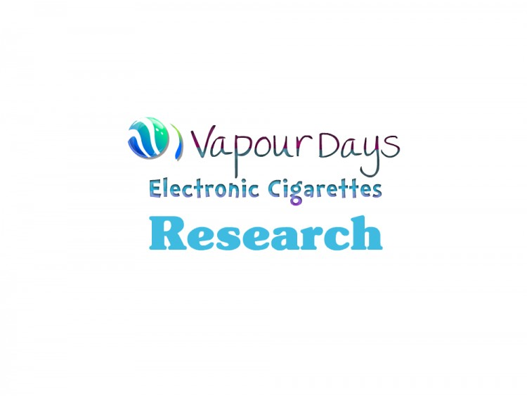Vapour Days E-liquid Research Shop